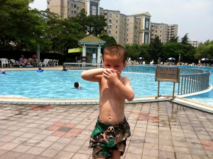 mandarine city pool
