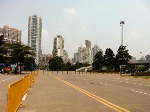 one stadium street