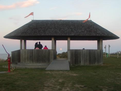 Ocean View Pavilion