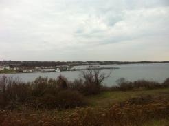 across the Great Salt Pond