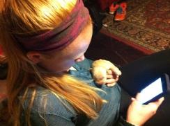 Fiona - texting